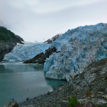 Tiger Glacier Panorama