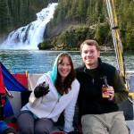 Dinner-Cascade Falls